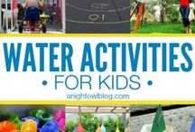 Summer Activities for Kids / 100+ Children's Summer Activities you can do together as a family including art projects, science experiments, day trips and more.