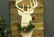 DIY Pallet Ideas / Pallet ideas especially for Christmas