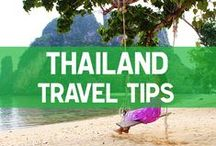 Thailand Travel Tips / Tips for traveling in Thailand