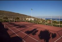 Hotels with Tennis Courts / Find hotels with tennis courts around the Mediterranean