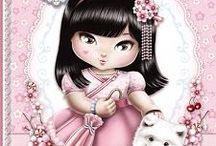 Jolie κοριτσακια ζωακια κατασκευες