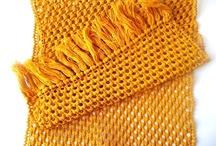 Vintage Crochet Decor