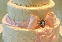 Wedding Cake Inspiration / Inspirational Wedding Cakes