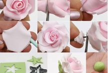 Air Dry Clay and Sugar Flowers, Tutorials and Inspiration. / Inspiration and tutorials for air dry clay, gum paste and porcelain flowers and projects.