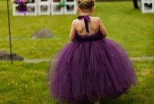 Flower Girl Dresses and Hair Accessories / Flower girls can be the cutest little things on a wedding day. These dress and accessory ideas would also excite any party girl.