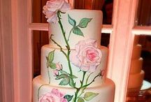 Confections Galore / Fondant and buttercream cakes I have made or would love to make / by Tami Triplett