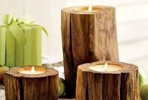DIY and Wood Crafts / Crafts and do it yourself (DIY) projects using wood and wooden items.