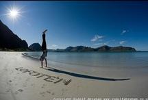 Selection: BEACHES / Las playas en Lofoten Les plages dans Lofoten