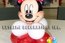 Minnie/Mickey Mouse Ideals / by JOAN HAGEDORN