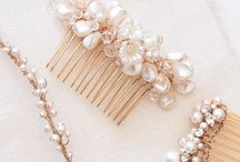 Hair Accessories for Brides / Hair accessories for brides, bridesmaids, flower girls and formals.