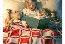 reading pleasure / on reading
