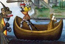 medioeval sketches