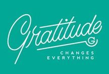 \\ TYPOGRAPHY // / This type of stuff inspires us :) / by Gramr Gratitude Co.