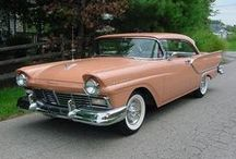 Ford / Mercury / Lincoln / by Zz Top Dad