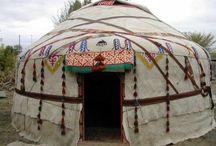 Wonen in een yurt