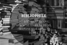 Bookworm / by Jessica Hawkins-Allard