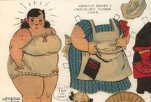 paper dolls from magazines