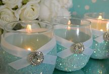 Glitter DIY Sparkle Projects / Love a bit of sparkle? Well sparkle on with these DIY projects and ideas.
