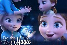 FROZEN / Frozen is a Disney film elsa is the frozen films characters