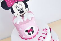 Mickey Mouse, Minnie & Friends Cakes & Ideas