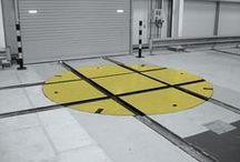 Depot & infrastructure equipment / Equipment, materials and technology