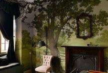 wall treatment -interior