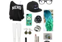 My polyvore / Clothing i make for my wattpad stories and random things