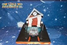 Back to the future Cake Ispiration