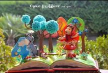 Little Red Riding Hood Cake & Inspiration