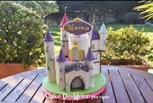 Once Upon A Time Cakes & Inspirations