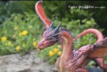 Dragon Cake & Inspiration