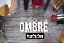 Ombre Inspirations / The latest techniques and styles for our clients to browse during consultations with stylists.