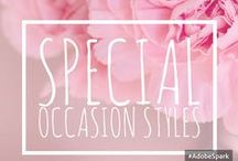 Special Occasion Styles