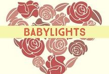 Babylights / The latest techniques and styles for our clients to browse during consultations with stylists.
