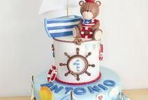 Marine Cake & Ideas