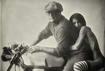 Ed Ross Wet Plate Photography / Ed Ross tragically died on his motorcycle last week in July 2016  Such a big unexpected lost which cannot be described with my own words :(  I have never met Ed personally but sometimes it is not necessary for me to get an impression of a personality.  Here you can see some work of Ed Ross The photographs contain nudity (sometimes too much for me). Ed's photographs: edrossphoto.tumblr.com © Ed Ross