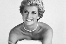 Princess Diana - Inspirational women