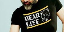 BEARS / Bear t-shirts for bear men...