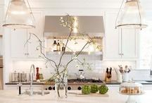 Kitchen Inspired / by Silk + Honey