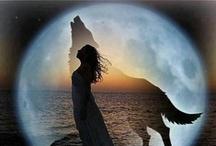 Moon Wolf Soul