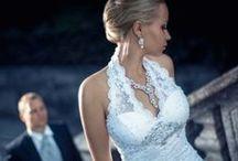 Bijou de mariage / Les bijoux de mariage ODAZZ s'inspirent des tendances actuelles, bijoux de mariée romantiques et vintage, collier de mariage classique en cristal ou bijou en perles eau douce, boucles d'oreilles mariage imitation diamant ou boucles d'oreilles chandelier, bracelets de mariage manchette.