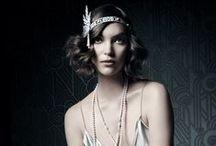 Bijoux Gasby le Magnifique / Inspirés du film Gasby le magnifique bijoux de mariage style rétro vintage des années 30