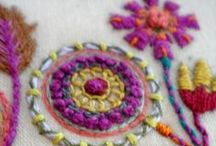 Inspiration - embroidery - stitching / by Claire Derouin