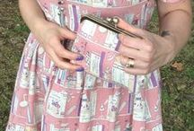 Dressmaking at #BTHQ / Dressmaking classes, one2one's and Claire's dressmakes also!
