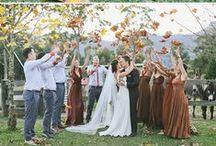Høst bryllup