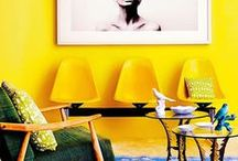 Color Theme - yellow