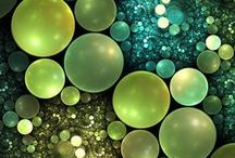Color Theme - green