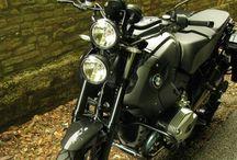 Scrambler & Cafe Racer / Sensual bike