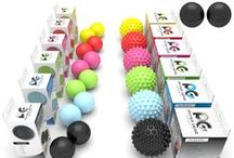 COOL MASSAGE STUFF / Muscle Roller Tools designed to enhance, boost, and create a better muscle recovery experience!