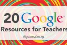 Google Education Resources / Improve your skills with Google Classroom, GAFE, Docs and more!